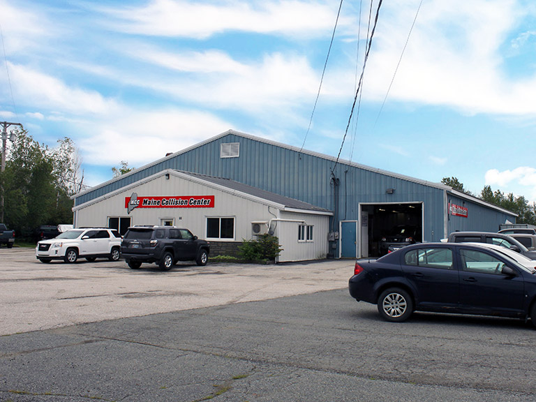 Maine Collision Center, Auto Body Shop, Collision Repair